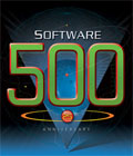 Alloy Software Named Among Top 500 Companies in Software Magazine's 25th Annual Ranking