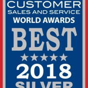 Alloy Software Wins Silver in 2018 Customer Sales and Service World Awards