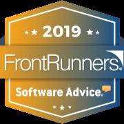 Frontruners  for IT Help Desk Badge