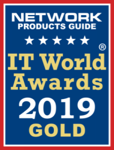 Alloy Discovery a Gold winner in the 2019 IT World Awards