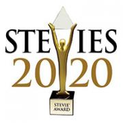 Stevie 2020 Finalist Badge