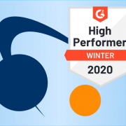 G2 2020 High Performer Badge
