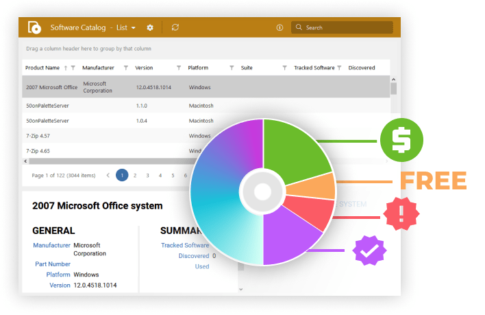 Track Software Efficiently with Software Asset Management tool