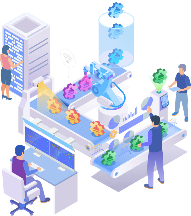 People do workflow automation