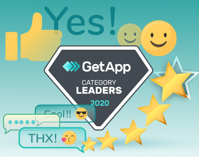 Alloy Software ITAM Category Leader by GetApp