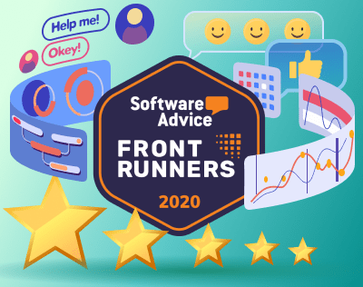 2020 ITSM RFrontrunners
