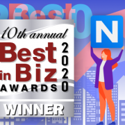 Alloy Software Wins Silver in the 10th Annual Best in Biz Awards