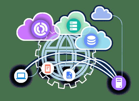 Cloud ITSM infographic